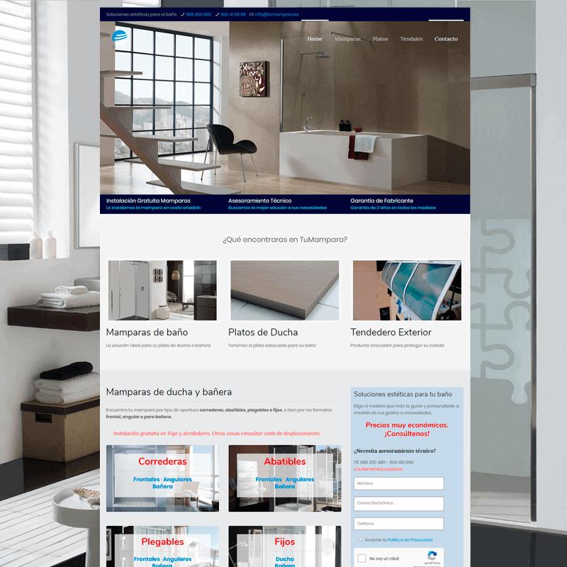 TuMampara - Soluciones estéticas para el baño